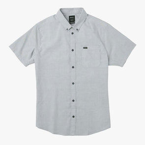 RVCA That'll Do Stretch Short Sleeve Shirt Pavement