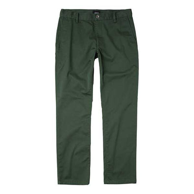 RVCA Week-end Stretch Pants Sycamore - Xtreme Boardshop