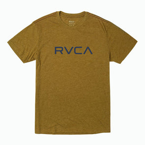 RVCA Big RVCA T-Shirt Brass