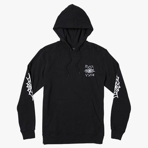 RVCA Creep Pack Hoodie Black