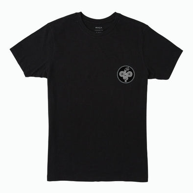 RVCA Serpent T-Shirt Black