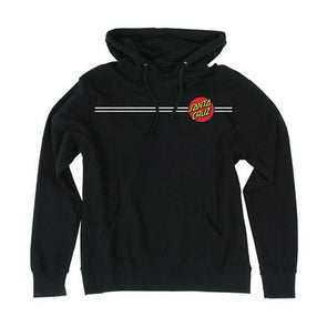 Santa Cruz Classic Dot Pullover Black - Xtreme Boardshop