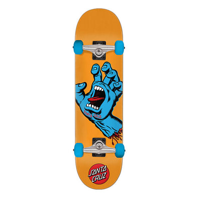 Santa Cruz Screaming Hand Complete Skateboard 7.8