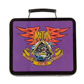 Santa Cruz Natas Panther Lunch Box Purple