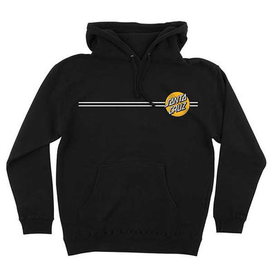 Santa Cruz Other Dot Pullover Black/Gold