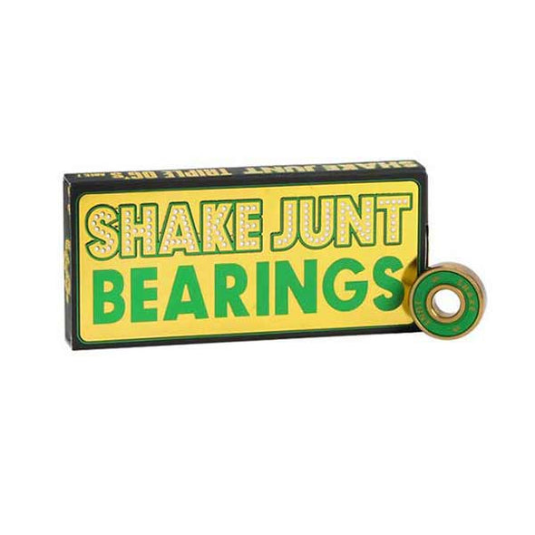 Shake Junt ABEC 7 Bearings (Set of 8) - Xtreme Boardshop
