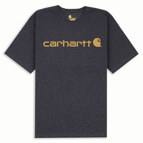 Carhartt Signature Logo Carbon Heather