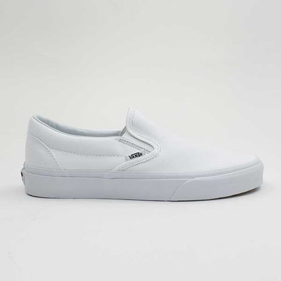 f78dfca2147 Vans Slip-On True White - Xtreme Boardshop