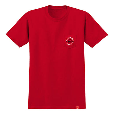 Spitfire Bighead Classic Pocket Red/White/Black