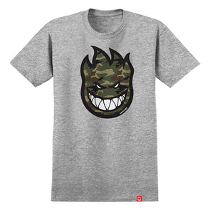 Spitfire Bighead Fill Athletic Heather/Camo