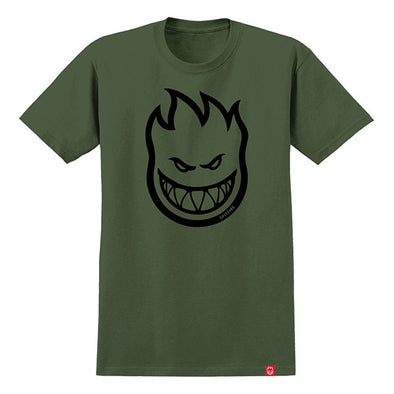 Spitfire Bighead Military Green/Black