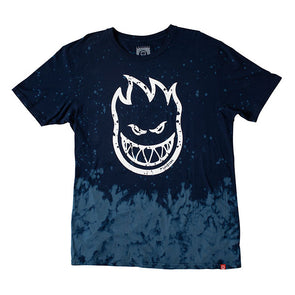 Spitfire Bighead Outline Fill Navy/White