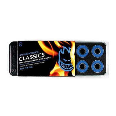 Spitfire Classic Bearings (Set of 8) - Xtreme Boardshop
