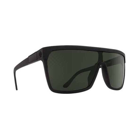Spy Optic Flynn Soft Matte Black/Happy Gray Green (670323973863)