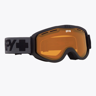 Spy Optic 2020 Cadet Snow Goggle Matte Black/Persimmon (313347374471)