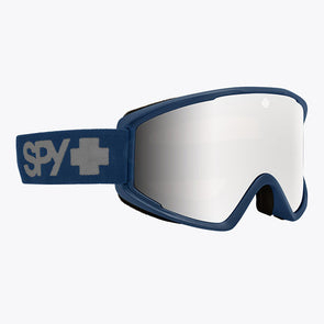 Spy Optic 2020 Crusher Elite Snow Goggle Matte Navy/HD Bronze with Silver Spectra (3100000000004)
