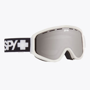 Spy Optic 2020 Woot Snow Goggle Matte White/Bronze with Silver Spectra + Persimmon (313346396479)