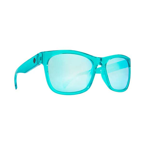 Spy Optic Sundowner Emerald/Gray with Turquoise Mirror (673513264898)