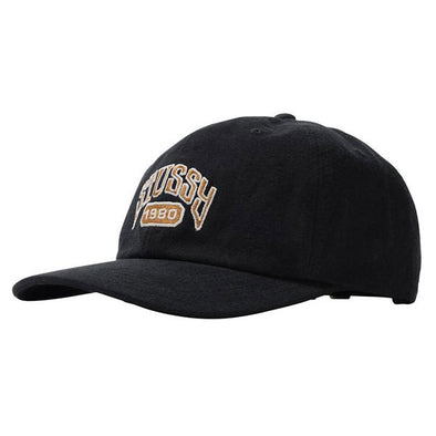Stussy Campus Low Pro Cap Black