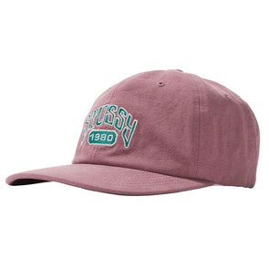 Stussy Campus Low Pro Cap Rose