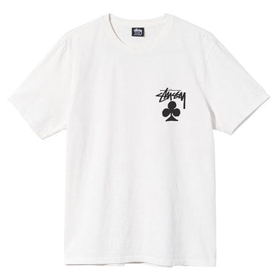 Stussy Club Pigment Dyed Tee Natural