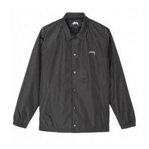 Stussy Cruize Coach Jacket HO17 Black - Xtreme Boardshop