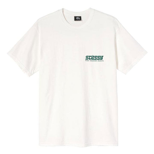 Stussy Modern Roots Pig Dyed Tee Natural