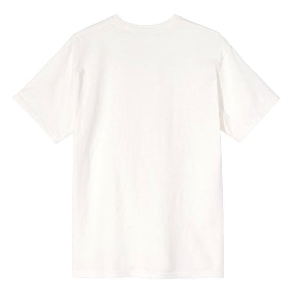 Stussy Smooth Stock Pig Dyed Tee Natural