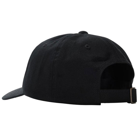 Stussy Stock Low Pro Cap HO19 Black