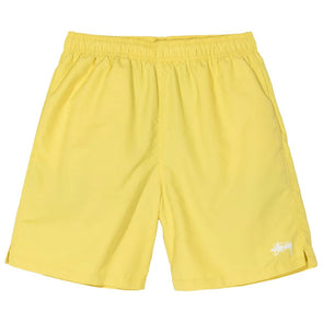 Stussy Stock Water Short Yellow