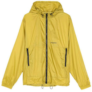 Stussy Tech Ripstop Jacket Yellow