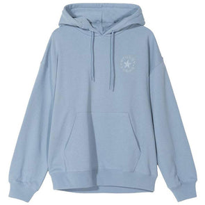Stussy Women's Banks Terry Hoodie Blue