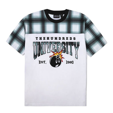 The Hundreds Alumni T-Shirt Green