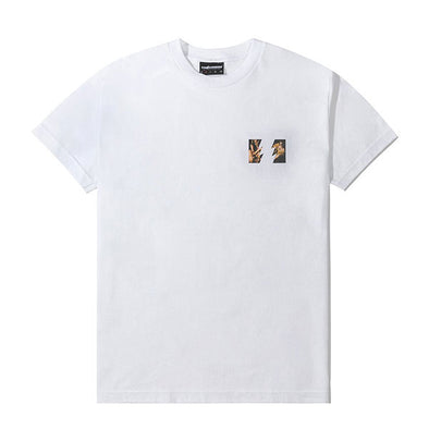 The Hundreds Apart T-Shirt White