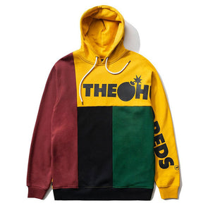 The Hundreds Barter Pullover Hoodie Gold