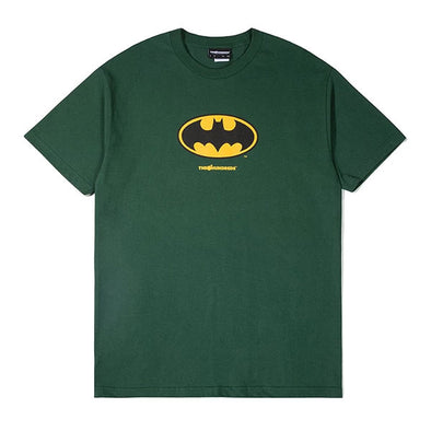 The Hundreds X Batman Bat T-Shirt Forest