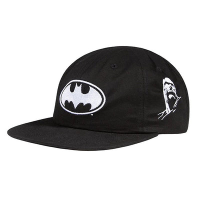 The Hundreds X Batman Snapback Black