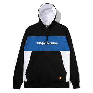 The Hundreds Blaze Pullover Hoodie Black