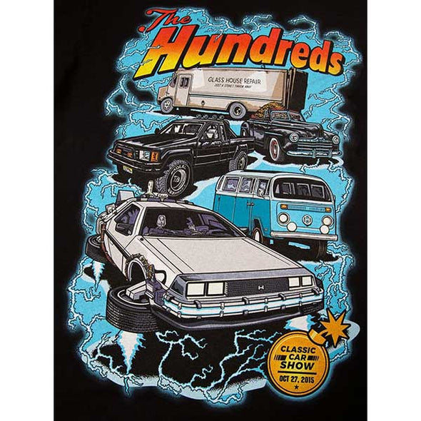 The Hundreds Car Show Off T-Shirt Black