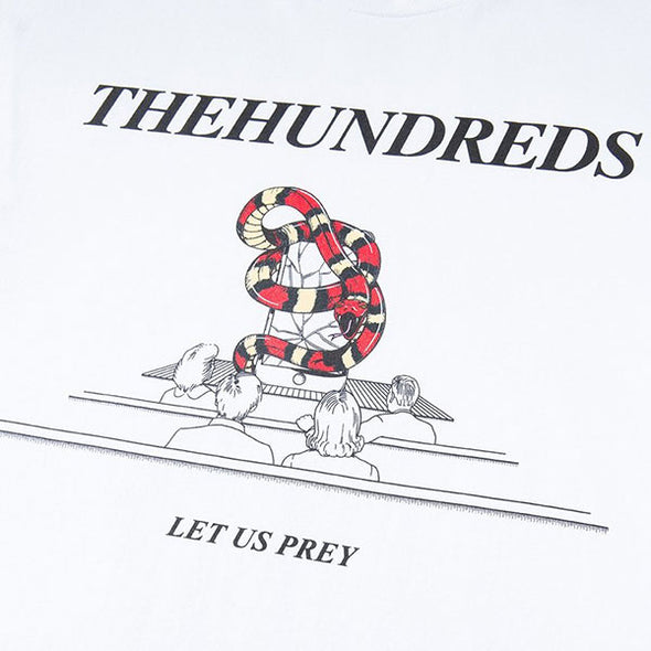 The Hundreds Control T-Shirt White
