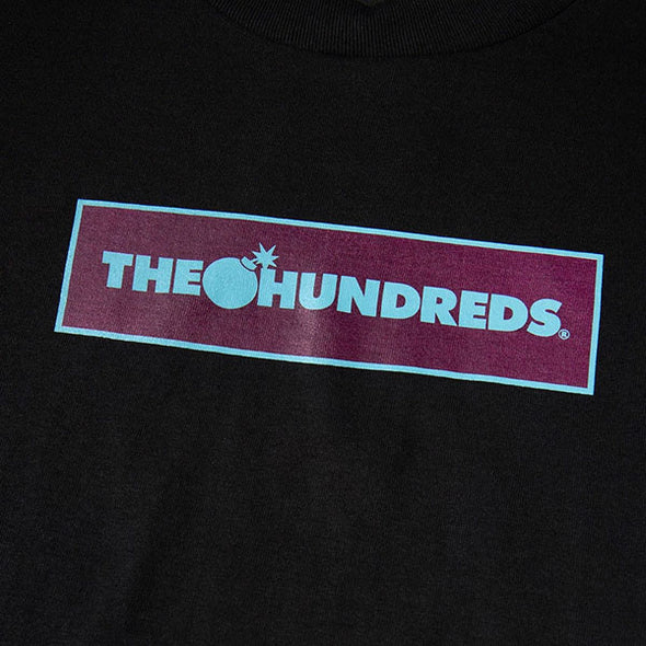 The Hundreds Corners T-Shirt Black