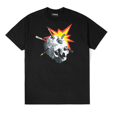 The Hundreds Craft T-Shirt Black