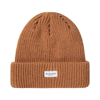The Hundreds Crisp Beanie Dark Khaki