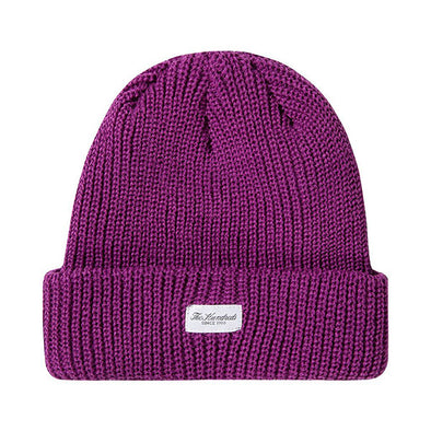 The Hundreds Crisp Beanie Magenta