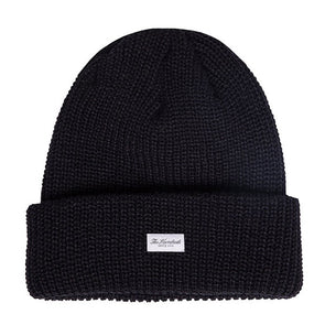 The Hundreds Crisp Beanie Black