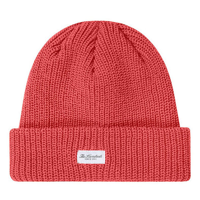 The Hundreds Crisp Beanie Dark Coral