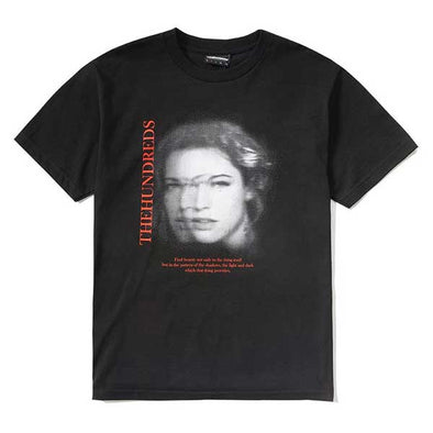The Hundreds Double T-Shirt Black