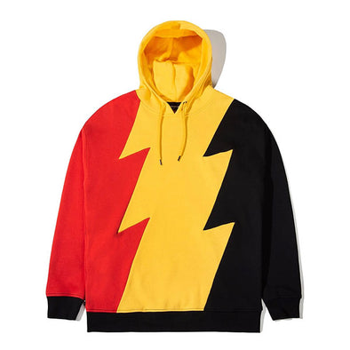 The Hundreds Fire Pullover Hoodie Red