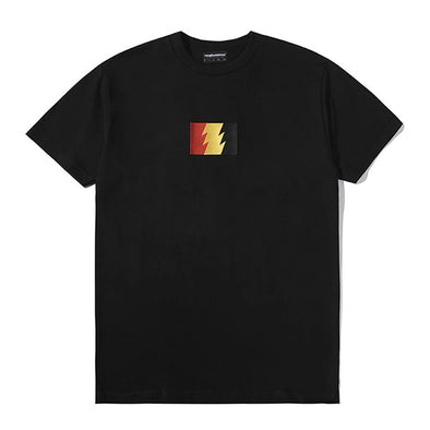 The Hundreds Flag T-Shirt Black