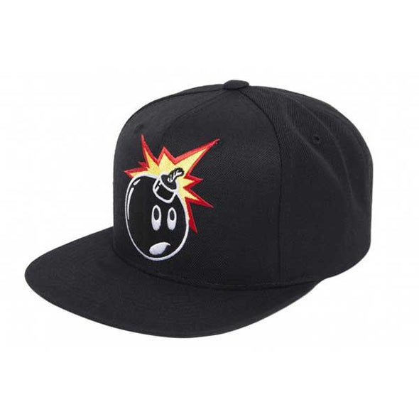 The Hundreds Forever Adam Snapback Black - Xtreme Boardshop